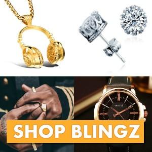 hip hop fashion jewelry