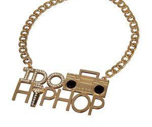 I do hip hop chain iced out