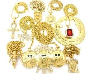 Pharaoh set of cheap chains
