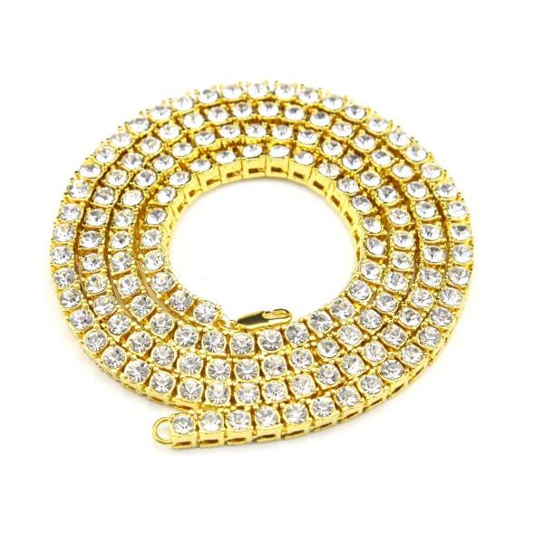 Cuban Link Gold Chain