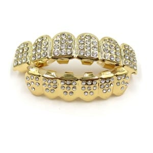 Gold Plated Grillz