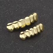 Premium Gold Grillz