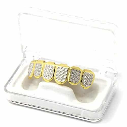 Two Tone Diamond Cut