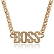 14K 'BOSS' Chain