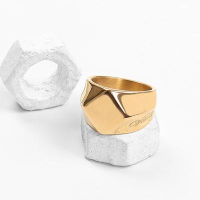 24K Gold Titanium