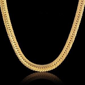 Vintage 18K Gold Chain